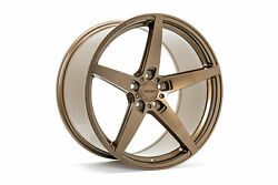 20 Velgen Classic5 Bronze 20x9.5 20x10.5 Forged Wheels Rims Fits Ford Mustang