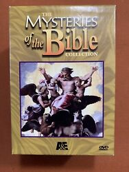 Mysteries Of The Bible Collection Dvd, 2007, 7-disc Set