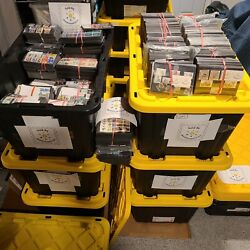 Europa Stamp Collection Mnh - 600 Different Stamps Per Lot On Black Cardboards