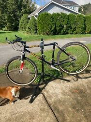 1990 Specialized Stumpjumper Team - Free Shipping Or Refund 200 Local Pickup