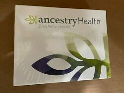 Ancestry Dna Activation Kit Only New Sealed Fast Shipping No Health