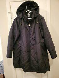 Catherines Womenand039s Winter Coat Size 3x