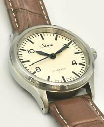 Sinn Watch 556.crlimited 150 Pieces Limited To Japan Automatic Stainless Steel