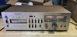 Vintage Realistic 8 Track Stereo Tape Player Recorder Tr-803