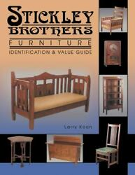 Stickley Brothers Furniture Identification And Value Guide - Koon
