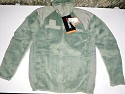Us Military Gen Iii Polartec Cold Weather Fleece Jacket Green New With Tags