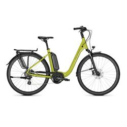 Endeavour 1.b Move 28 50mm 10s 400wh Bosch Wasabi Green 2021 Kalkhoff E-bike Ped