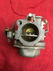 Johnson 1984 15hp Outboard Carb