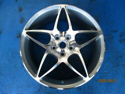 Only One Used Bottle Ferrari California Genuine Wheels 19 Inches Inset 44