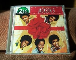 20th Century Masters The Best Of Jackson 5 The Christmas Collection Cd Sealed