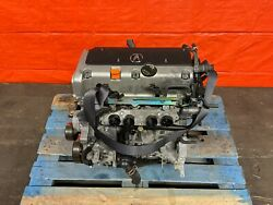 K20a3 Engine Motor Long Block - 02-06 Acura Rsx And Ep3 Civic - Tested - Oem 73