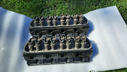 1987-1995 Ford Mustang 5.0l Ford Racing Gt40p Iron Cylinder Heads 302 Cobra Gt