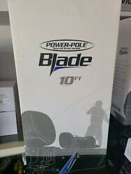 10ft Blade Power-pole Shallow Water Anchor-free Shipping-authorized Dealer
