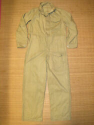 Tank Coverall Work Suit Indian Made British Army Wwii 7th Armoured Desert Rats