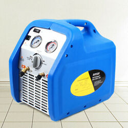 Twin Cylinder Refrigerant Recovery Machine For Refrigerator/air Conditioner Usah