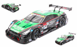 Model Car Scale 118 Diecast Ebbro Nissan Gtr 24 Vehicles Collection