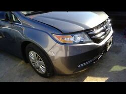 Front Clip Halogen Headlamps Without Park Assist Fits 14-17 Odyssey 1268635