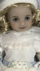 Mdcc 2021 Dianna Effner 13 Little Darling Tribute Doll Nrfb Limited Ed. 150