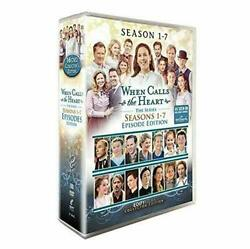 When Calls The Heart Complete Series Seasons 1-7 Dvd Set