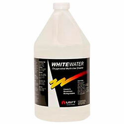 1 Shot And039n Gone White Water Peroxide Cleaner - 1 Gallon Earth Friendly