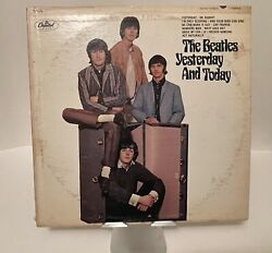 The Beatles Yesterday And Today Capitol Records St2553. Rare Stereo Hf