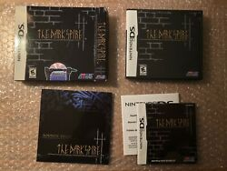 The Dark Spire Nintendo Ds 2009 Complete Cib Sleeve Manual And Soundtrack