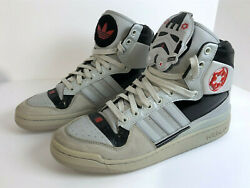 Brand New Adidas Star Wars At-at Pilot Sneakers Shoes Size 11.5 -see Description