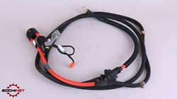 99-02 Bmw E36 Z3 Roadster Positive Red Battery Cable Terminal Oem