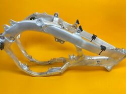 New 2021-2022 Crf450r Crf 450rx Oem Main Frame Aluminum Chassis Chassi