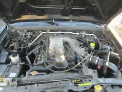 Automatic Transmission 6 Cylinder 4wd Fits 01 Frontier 17827261