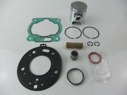 Yamaha Dtr 125 Top End Rebuild Piston Rings Small End Bearing Gasket Dtr 125 Dt