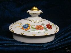 Royal Crown Derby Chatsworth A798 Teapot Lid Oval