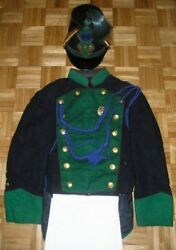 Uruguay Army Florida Infantry Battalion Complete Uniform And Shako Palace Guard