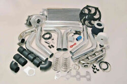 Jdm For Celica All Trac Stainless Steel Turbo T3t4 Kit Turbocharger 4 Cylinder