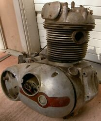 1960 Matchless 250cc G2 Cs/5393 Used Engine For Rebuild