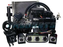 1965 1966 Ford Mustang 289 Complete Electronic A/c Heat Kit Air Conditioning