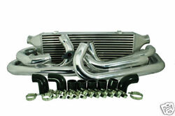 Turboxs Cai And Front Mount Intercooler For Subaru Sti 08+ Gr