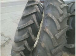 Ford Tractor 12.4x36 8 Ply Tires W/ Tubes