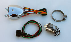 Universal Turn Signal Switch 3 Piece Kit New Chevy Ford 12v Free Shipping