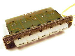 Tektronix 670-1877-00 Vertical Switch Board Assembly For 7704a