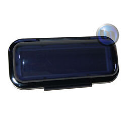 New Marine Flush Mount Splash Cover Case Suit Cd/mp3 Stereo Water And Rust Resista
