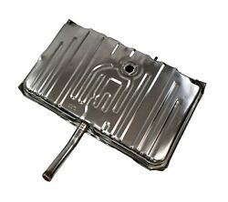 70-72 Chevelle Stainless Steel Gas Tank 3 Vents Gm34gss