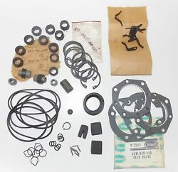 Nos Puch Allstate Mixed Part Lot Rubber O-ring Clip Insert Seal Connector Gasket