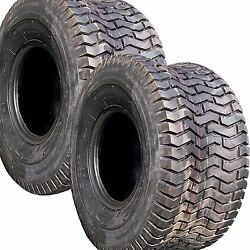 24x12.00-12 Tire 24/12.00-12 Riding Lawn Mower Garden Tractor Turf 4ply Two