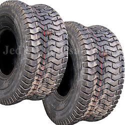 2 26x12.00-12 26/12.00-12 Riding Lawn Mower Garden Tractor Turf Tires 6ply