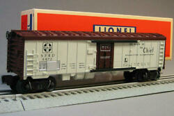 Lionel Refrigerator Car Conventional 6-38358 Ice Cold Box Train Reefer 6672 New