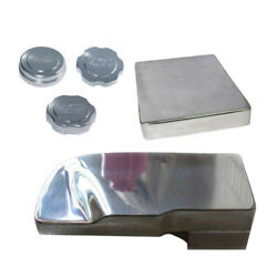 Alloy Engine Bay Dress Up Kit Eng Caps Ecu Fuse Covers For Ford Ba Bf Xr6 Xr6t