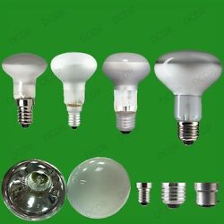 6x Dimmable Reflector Spot Light Bulbs R39 R50 R63 R80 Ses Es Bc Lamps Uk