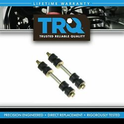 Trq Front Sway Bar Link Kit Pair For Gmc Buick Chevy Olds Pontiac Pickup Truck