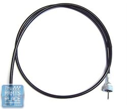 1958-68 Gm Cars Speedometer Cable With Screw / Screw - 57